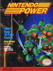 [Volume 6] Teenage Mutant Ninja Turtles Nintendo Power Prices