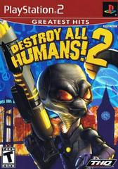 Destroy All Humans 2 [Greatest Hits] Playstation 2 Prices