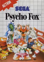 Psycho Fox Sega Master System Prices