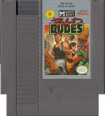 Cartridge | Bad Dudes NES
