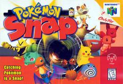 Pokemon Snap Cover Art