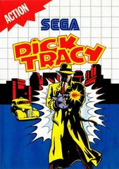 Dick Tracy PAL Sega Master System Prices