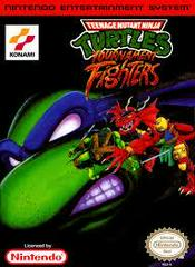 TMNT Tournament Fighters - Front | Teenage Mutant Ninja Turtles Tournament Fighters NES