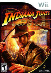 Indiana Jones and the Staff of Kings Wii Prices