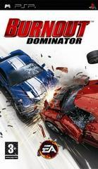 Burnout Dominator PAL PSP Prices