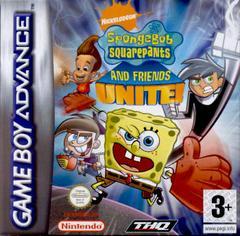 SpongeBob SquarePants and Friends Unite PAL GameBoy Advance Prices