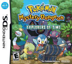 Pokemon Mystery Dungeon Explorers of Time Nintendo DS Prices