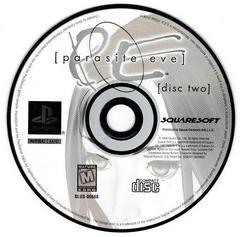 Game Disc 2   Parasite Eve Playstation