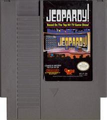 Cartridge | Jeopardy NES
