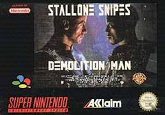 Demolition Man PAL Super Nintendo Prices