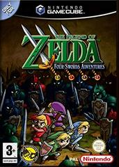 Zelda Four Swords Adventures PAL Gamecube Prices