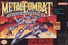 Metal Combat Super Nintendo Prices