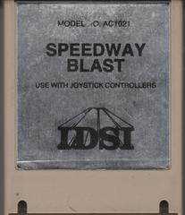 Cartridge | Speedway Blast Atari 400
