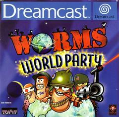 Worms World Party PAL Sega Dreamcast Prices
