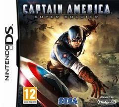 Captain America: Super Soldier PAL Nintendo DS Prices