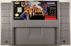 Cartridge | Lufia II Rise of Sinistrals Super Nintendo