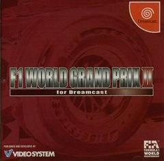 F1 World Grand Prix II JP Sega Dreamcast Prices