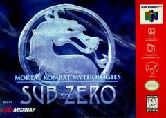 Mortal Kombat Mythologies: Sub-Zero Nintendo 64 Prices