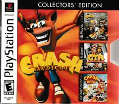 Front Of Box/Slip Cover | Crash Bandicoot Collector's Edition Playstation
