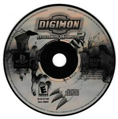 Game Disc | Digimon World 2 Playstation