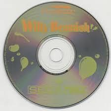 Adventures Of Willy Beamish - Disc | Adventures of Willy Beamish Sega CD