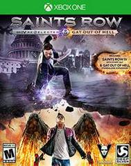 Saints Row IV: Re-Elected & Gat Out of Hell Xbox One Prices