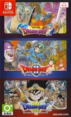 Dragon Quest 1 2 3 Collection JP Nintendo Switch Prices