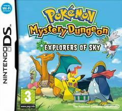 Pokemon Mystery Dungeon Explorers of Sky PAL Nintendo DS Prices