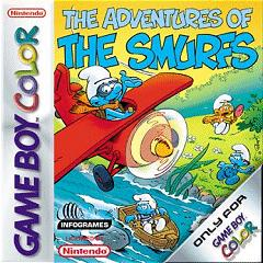 Adventures of the Smurfs PAL GameBoy Color Prices