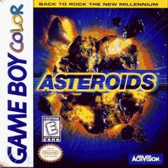 Asteroids GameBoy Color Prices