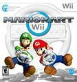 Mario Kart Wii [With Wii Wheel]   Wii