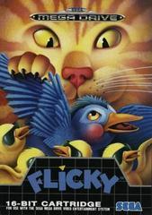 Flicky PAL Sega Mega Drive Prices