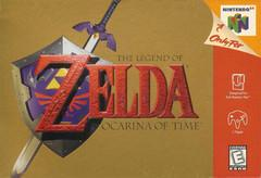 Zelda Ocarina of Time Nintendo 64 Prices