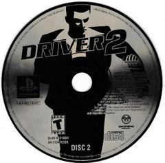 Game Disc 2 - (SLUS-01318GH) | Driver 2 [Greatest Hits] Playstation