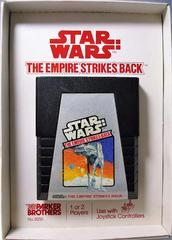 Game Cartridge Inside Box | Star Wars The Empire Strikes Back Atari 2600