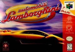 Automobili Lamborghini Nintendo 64 Prices