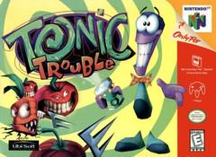 Tonic Trouble Nintendo 64 Prices