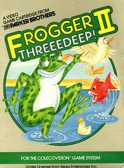 Frogger II: Threedeep Colecovision Prices