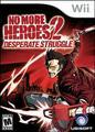 No More Heroes 2: Desperate Struggle   Wii