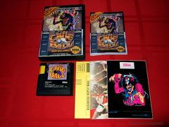 Crüe Ball CIB (VGO) | Crue Ball Sega Genesis