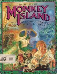 Secret of Monkey Island Amiga Prices