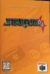 Manual | Star Fox 64 Nintendo 64