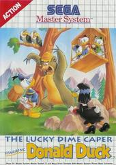 Lucky Dime Caper Starring Donald Duck PAL Sega Master System Prices