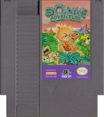 Cartridge | Bonk's Adventure NES