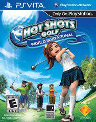 Hot Shots Golf World Invitational Playstation Vita Prices