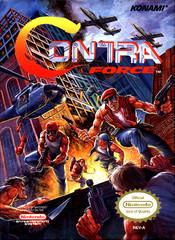Contra Force NES Prices
