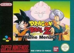Dragon Ball Z: Ultime Menace PAL Super Nintendo Prices