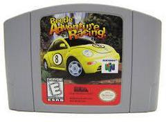 Beetle Adventure Racing - Cartridge   Beetle Adventure Racing Nintendo 64