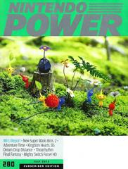 Subscriber Cover | [Volume 280] Wii U Preview Nintendo Power