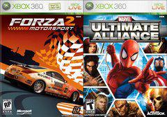Marvel Ultimate Alliance & Forza 2 Xbox 360 Prices